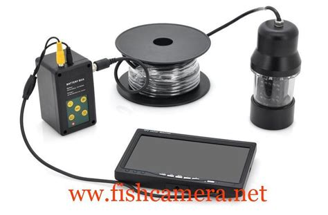 Underwater Fishing 50m 360 Degree View Kamera Underwater 50m 360 degree dvr recorder view remote sony ccd