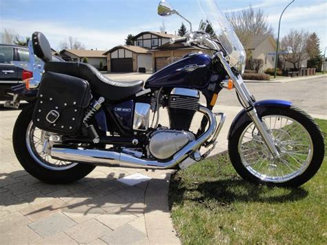 Suzuki S40 For Sale 2007 650cc Suzuki S40 Boulevard For Sale 4000 00