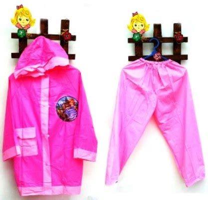 Jas Hujan Anak Celana Karet jas hujan anak karakter toko bunda