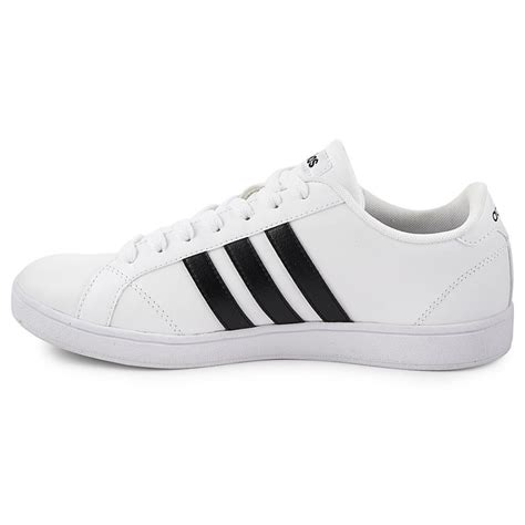 Sepatu Adidas Original Neo Base Line Leather Sz 42 simple adidas neo baseline sneaker white adidas shoes b5y6596 more affordable