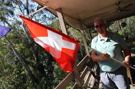 Brief Schweiz Australien Dauer Ein St 252 Ck Schweiz In Australien Brief Und Fotos