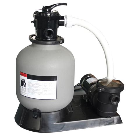 22 in sand filter and 1 5 hp motor for above ground pools