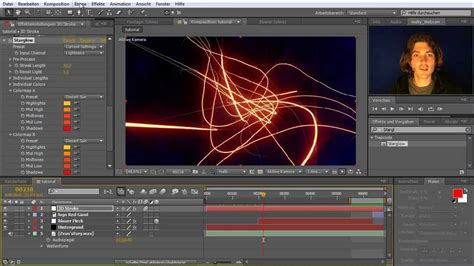 tutorial intro after effects after effects tutorial intro mit trapcode 3d stroke