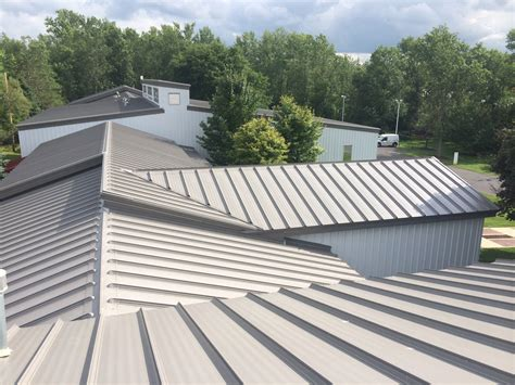 Metal Roofing Systems   Varco Pruden Buildings