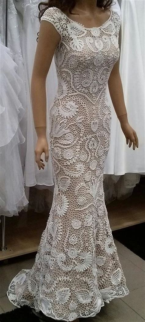 custom wedding dress unique crochet wedding dress custom made 2480620