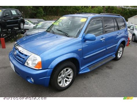 Suzuki Xl7 2004 2004 Suzuki Xl7 Ex 4x4 In Cosmic Blue Metallic 101363