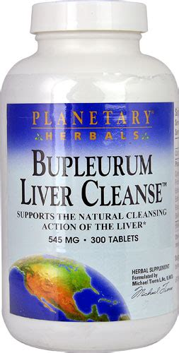 Smell During Liver Detox by Planetary Herbals Bupleurum Liver Cleanse 545 Mg 300