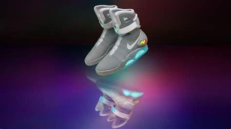 imagenes nike mag sorteo de las nuevas sneakers nike mag 2016