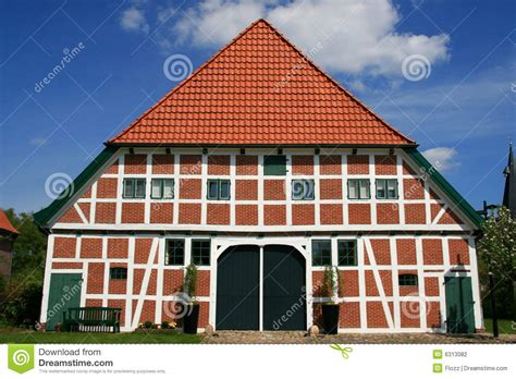 half timbered house plans half timbered house stock photography image 6313082