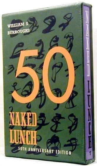 50th anniversary edition penguin classics books lunch 50th anniversary edition william s