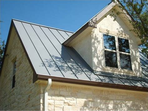 an object busting througha metal roof irvin metal roofing residential commercial hill