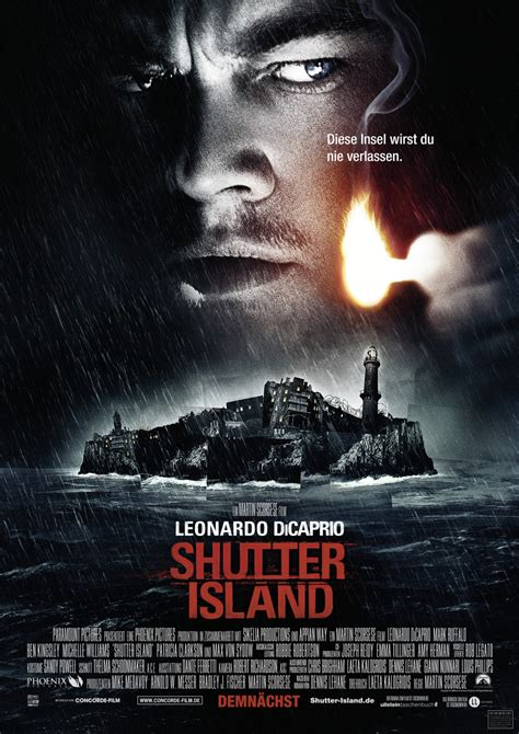 shutter island shutter island images shutter island german movie poster hd wallpaper and background photos