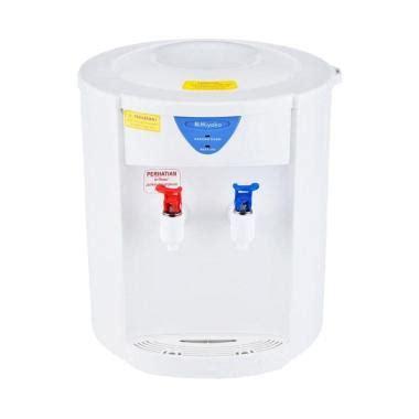 Miyako Dispenser Air Wd 186 H Putih 1 jual miyako wd186 h dispenser putih harga
