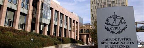 Sede Della Corte Di Giustizia Europea by Brexit La Corte Di Giustizia Europea Complica I Negoziati