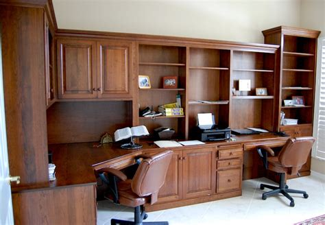 custom built desks home office built in desk unit haus custom furniture sarasota