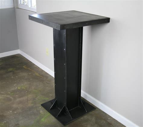 Modern Industrial Bar, Nightclub Table   Combine 9