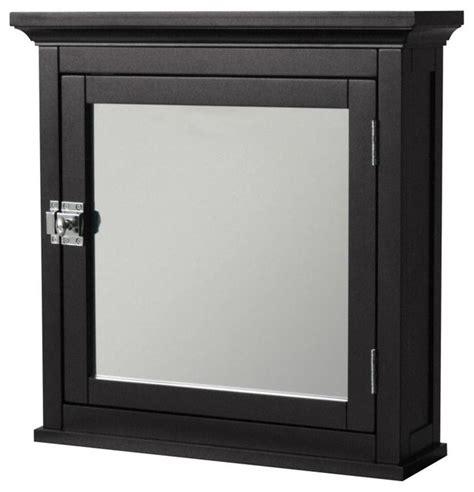 black frame mirrored medicine cabinet modern home