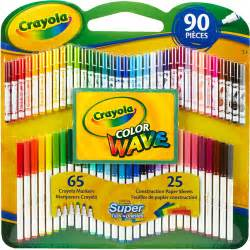 best markers for coloring crayola tips pip squeaks color wave markers with