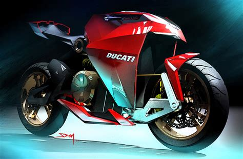 Ducati Elektro Motorrad by Bikes Bikes And Bikes