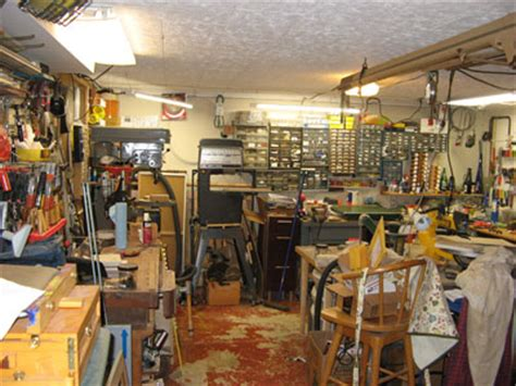 woodworking show portland show us your shop archive gallery