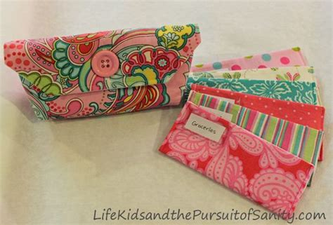 pattern for fabric cash envelope fabric cash system envelopes clutch tutorial instructions