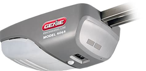 Pro Line Garage Door Openers Dealer Installed Genie Pro Line Garage Door Opener