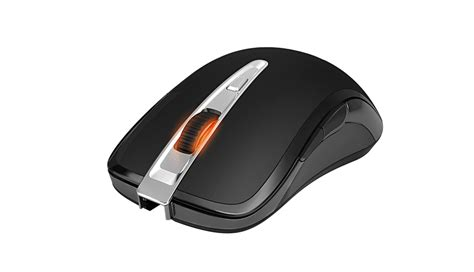 Mouse Gaming Steelseries sensei wireless ambidextrous laser gaming mouse steelseries