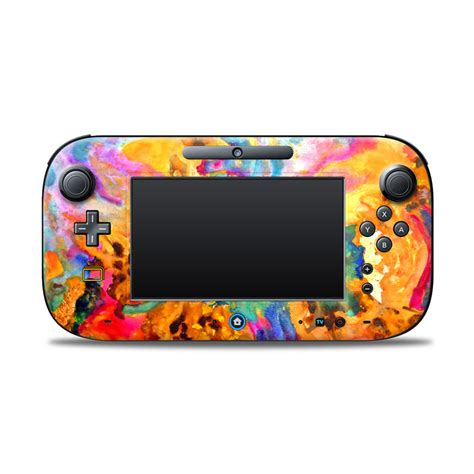 Project Design Cover For Nintendo Wii U Gamepad nintendo wii u controller skin istyles