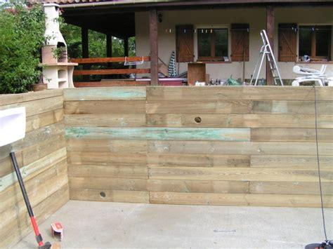 Construire Sa Piscine En Bois 2091 by Faire Une Piscine Avec Des Palettes Ae53 Jornalagora