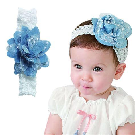 Baby Flower Headband newborn baby toddler flower headband hair band