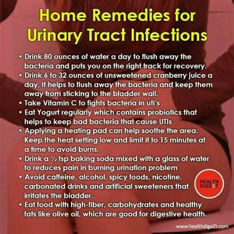 uti home remedy home remedies