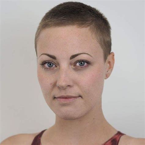 long to buzz haircut videos 25 best ideas about short buzzed hair on pinterest