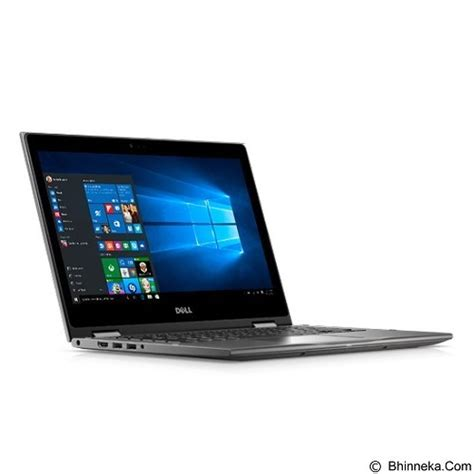 Laptop Dell Bhinneka jual dell inspiron 13 5368 i7 6500u era grey