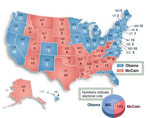 electoral map of the united states 25 best electoral college map ideas on