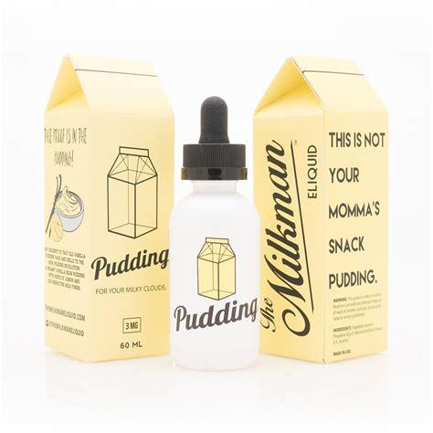 Coffe 60ml 3mg Dlcs Distributor Premium Liquid pudding by the milkman 60ml at the drip club