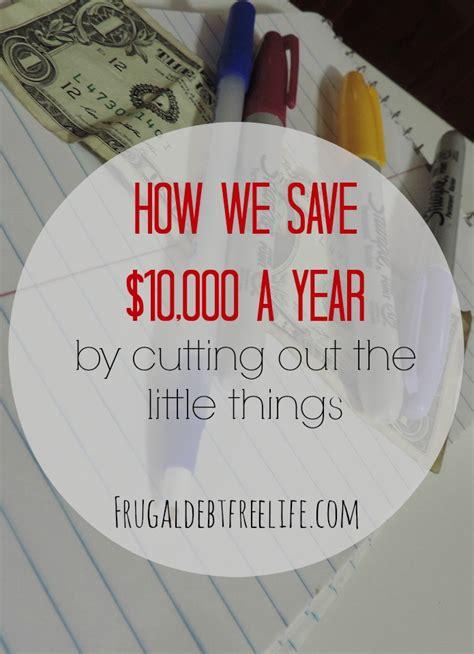 cut    annual budget frugal debt