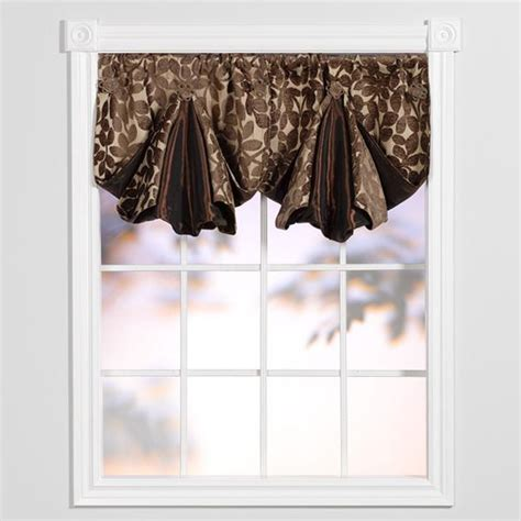 Window Origami - window origami lovely leaves beige and brown