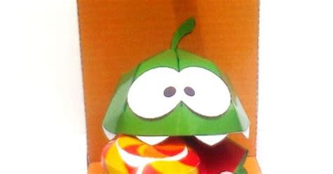 Cut The Rope Papercraft - om nom cut the rope papercraft tos craft craft ideas