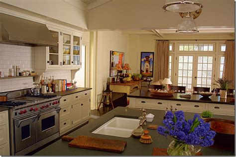 nancy meyers kitchen cote de texas uncomplicated nancy meyers own home