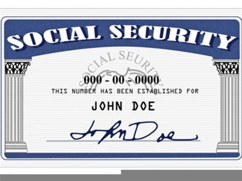What Is Document Number On Social Security Card