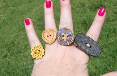 Goldenbleu Bag Giveaway by Button 10 Sweet And Stylish Diy Rings Fashion