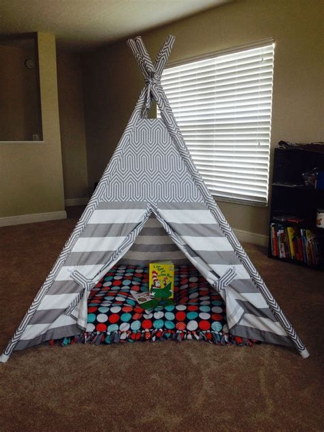 No Sew Floor Pillow For Baby by 17 Best Ideas About Reading Tent On Reading