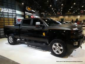 Up Truck Accessories Miami Two Of Chevy S Truck Concepts Displayed At Sema