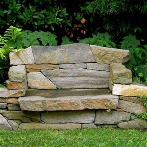 stone benches stone bench love it pinterest