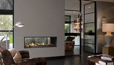 sided fireplaces in calgary hearth home