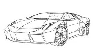 How To Draw A Lamborghini Reventon Drawing Cars Archives How To Draw Cars
