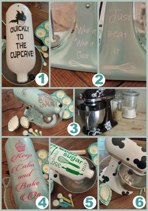 cute mixer themes super cute stand mixer decals 1 quickly to the cupcave 2