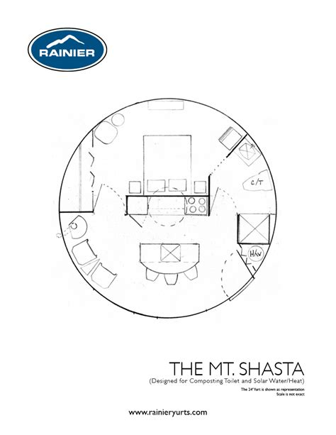 yurt floor plan be sure to ask for a custom yurt plan when you order your