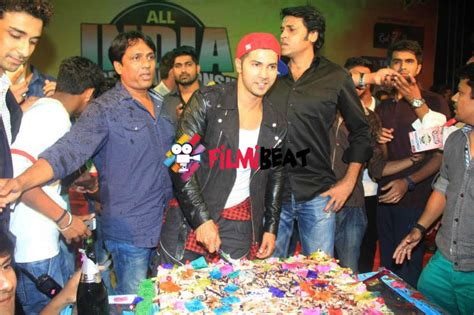 india competition 2015 photos promotion of abcd2 at all india