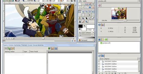 kumpulan software design grafis gratis download software synfig animation studio aplikasi